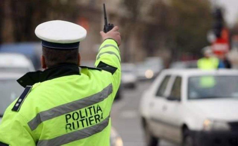 Acțiune a polițiștilor buhușeni pentru respectarea normelor rutiere și de comerț