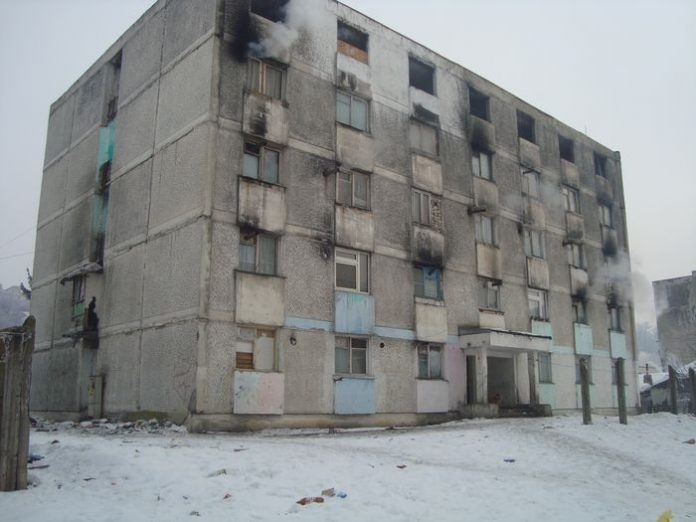 """Blocul ,,NATO"""" va fi demolat"""