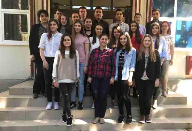"""Liceeni buhușeni participă la ,,Youth Camp – Ruhr Games 2017"""""""
