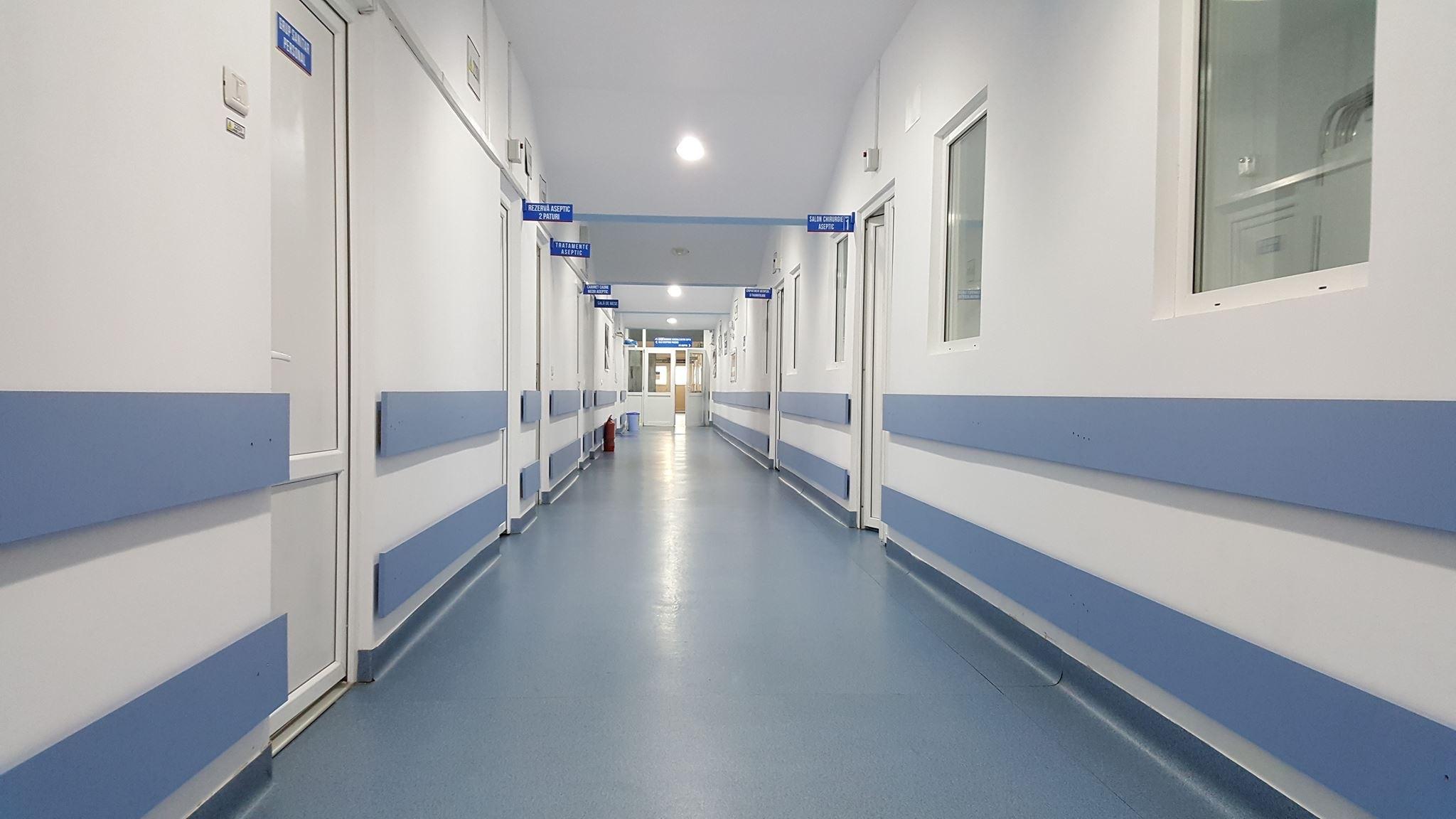 Spitalul buhușean continuă ofensiva pe frontul calității
